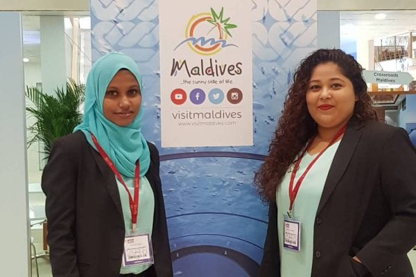 Moodhu Holidays at WTM 2018