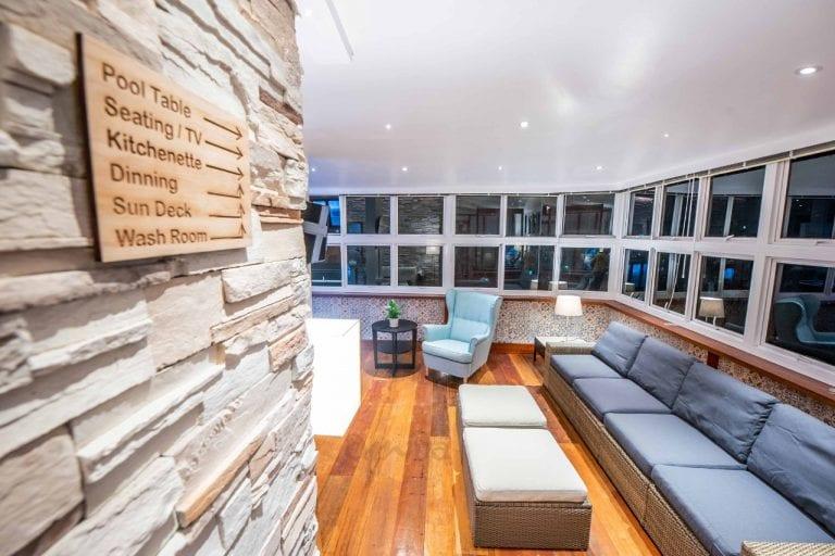 AMINA Lounge