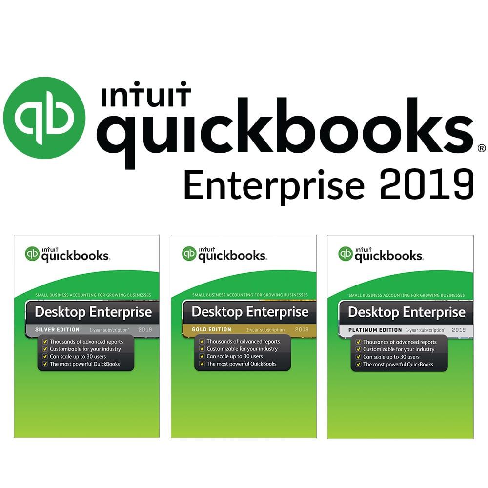 QuickBooks ES 2019
