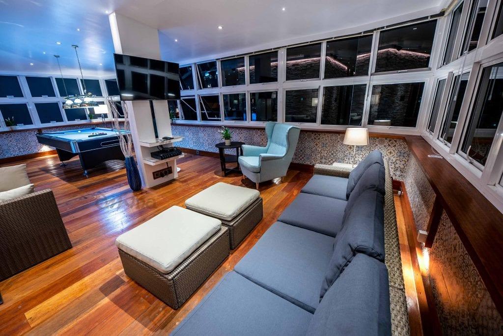 AMINA Lounge | Karaoke & TV Games Area
