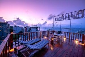 AMINA Lounge | Sun Deck