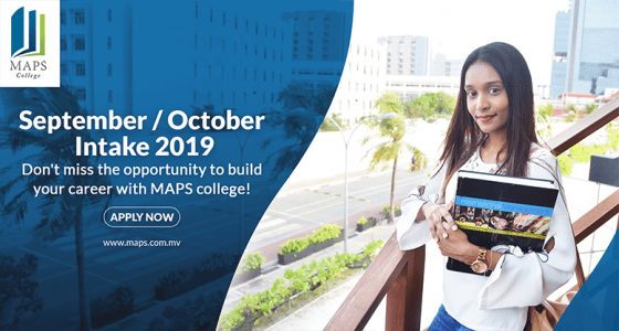 Sept/Oct Intake 2019 | MAPS College