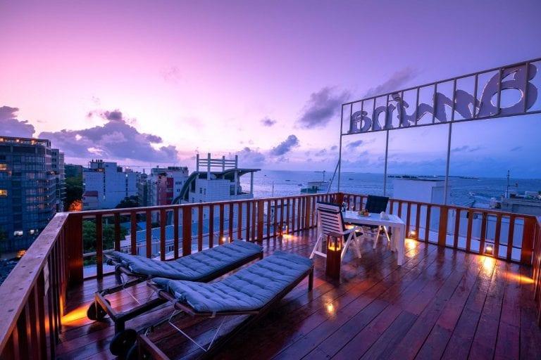 Sun Deck Sea View